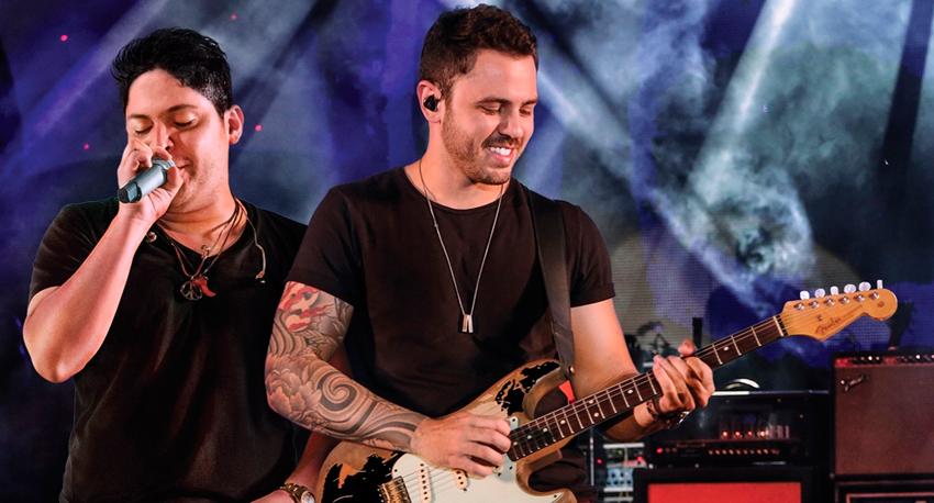 """""""Pra Sempre com Você"""" é a nova música de Jorge e Mateus"""