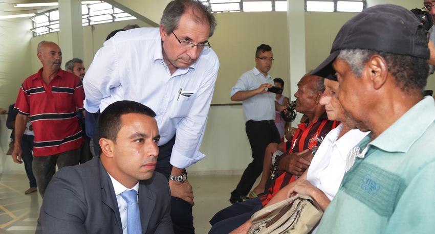 Osasco: Rogério Lins anuncia a contratação de mais médicos